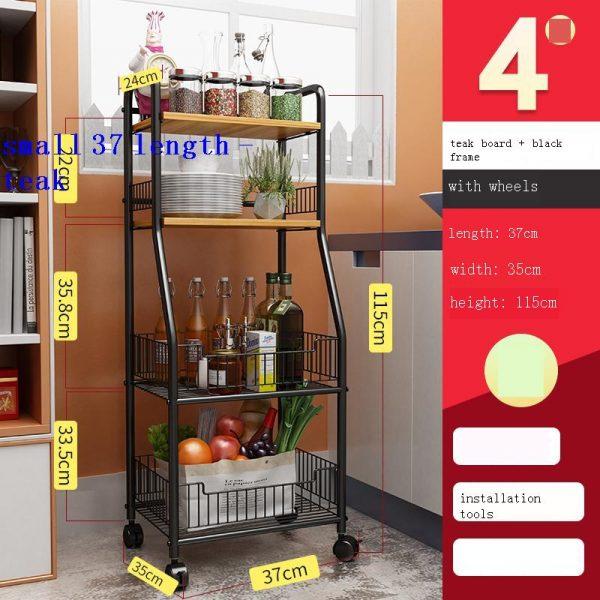 Towel Cosas De Cocina Sponge Mensola Room Raf Cutlery Holder Estanteria with Wheels Organizer Kitchen Storage Estantes Rack